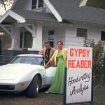 Jimmy and Jane Marks outside their home in Spokane, Wa, circa 1977