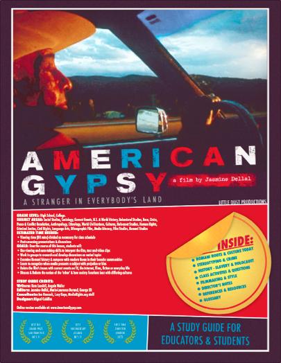 American Gypsy Study Guide